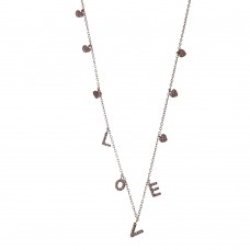 Necklace With LOVE