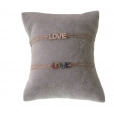Bracelet With LOVE charm