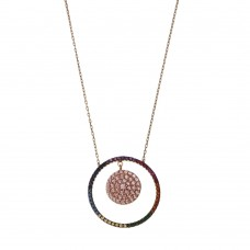 Necklace With Evil Eye