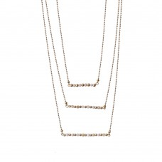 3 Collares Piedra Natural