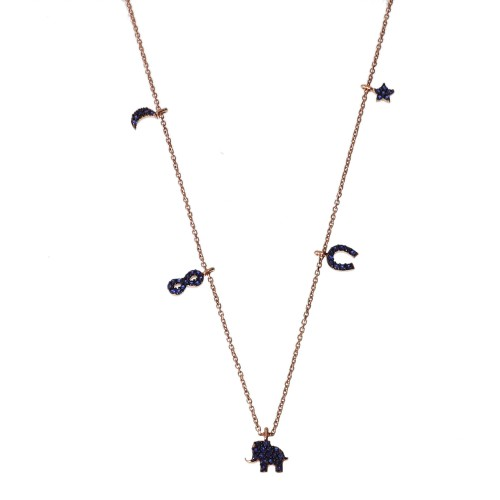 Necklace With Lucky Charm