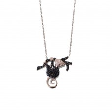 Necklace With Monkey