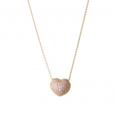 Necklace With Heart
